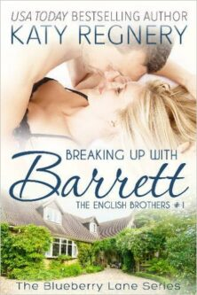 Breaking Up with Barrett cover