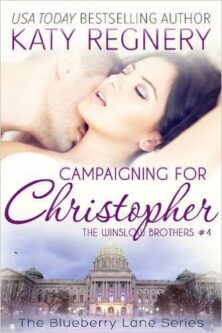 Campaigning for Christopher cover