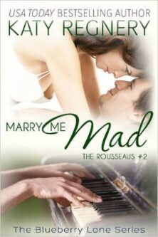 Marry Me Mad cover